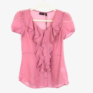 ONLY LOVE COLLECTION Lavender Pink Brook Top